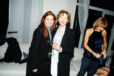 """The Cinema Society With Synchrony Bank And FIJI Water Host The After Party For Marvel Studios' """"Capt..."""