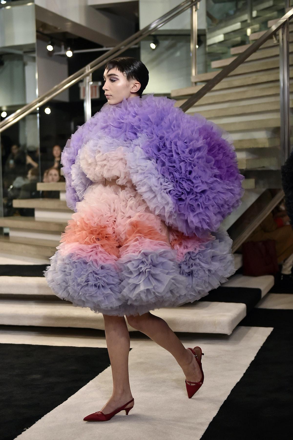 Tomo Koizumi - Runway - February 2019 - New York Fashion Week: The Shows