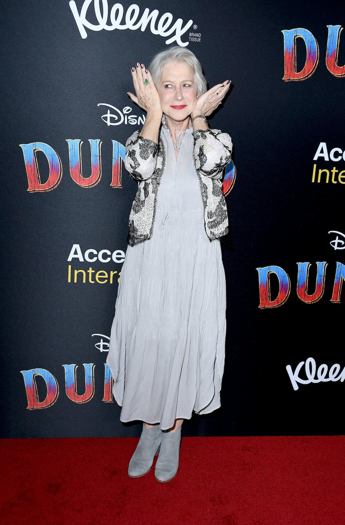 "Premiere Of Disney's ""Dumbo"" - Arrivals"