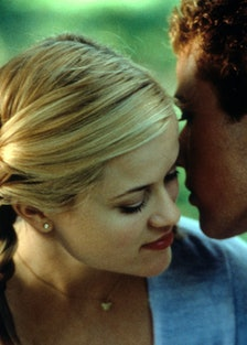Reese Witherspoon And Ryan Phillippe In 'Cruel Intentions'