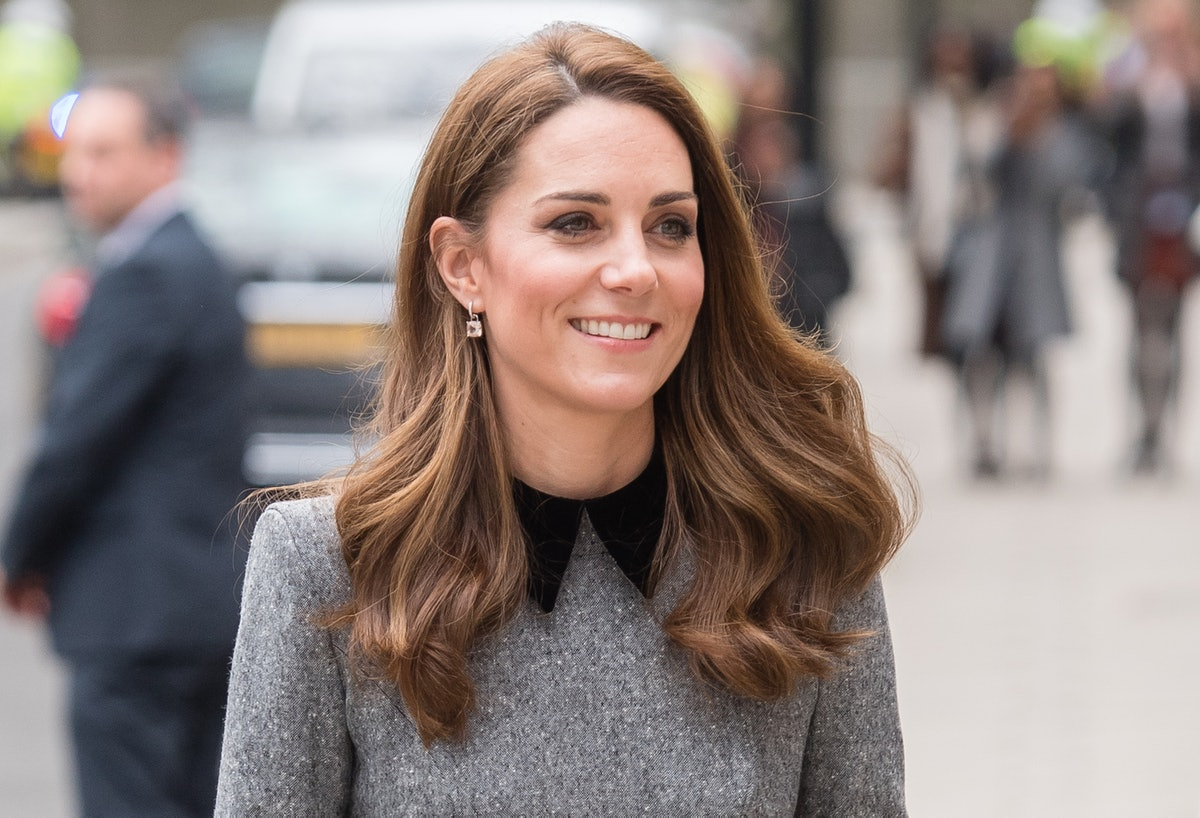 The Duchess Of Cambridge Visits The Foundling Museum
