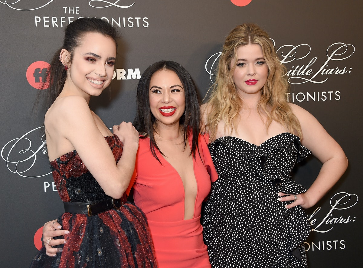 """""""Pretty Little Liars: The Perfectionists"""" Premiere - Arrivals"""
