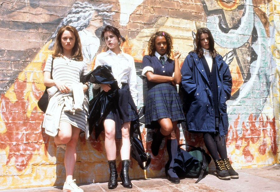 Rachel True And Neve Campbell In 'The Craft'