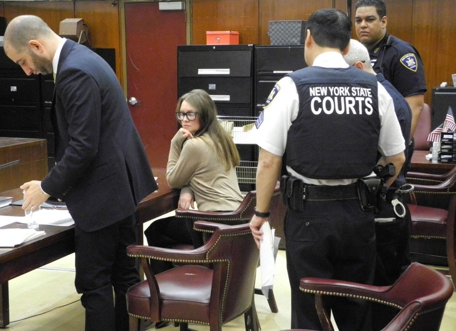 Suspected con artist Anna Sorokin in court