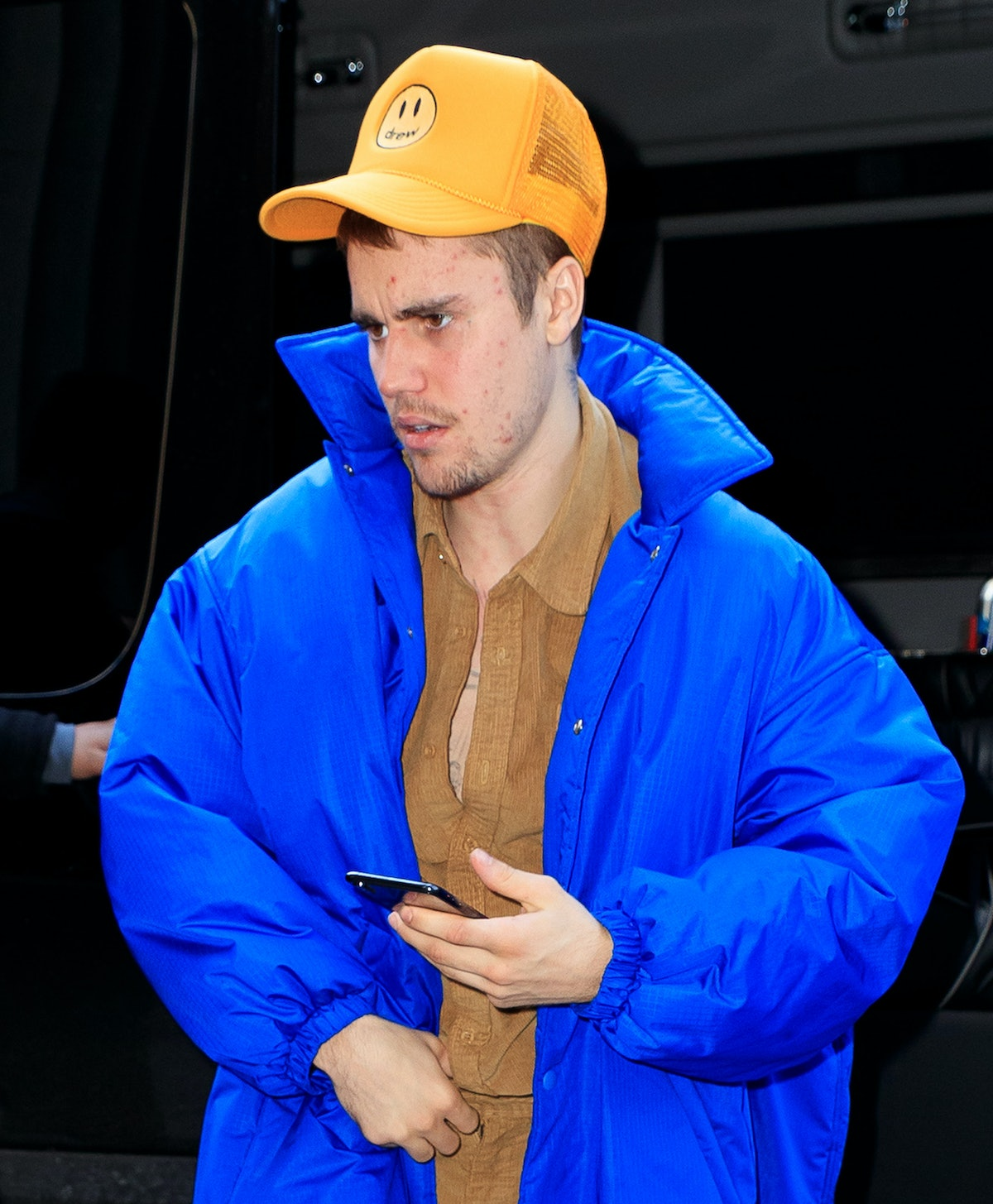 Celebrity Sightings In New York City - March 05, 2019