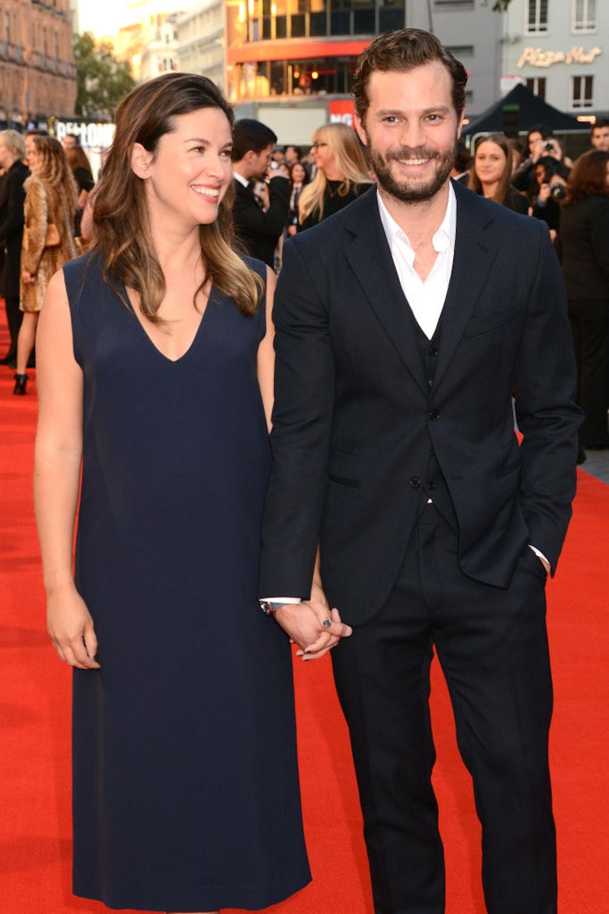 """A Private War"" European Premiere - VIP Arrivals -  62nd BFI London Film Festival"