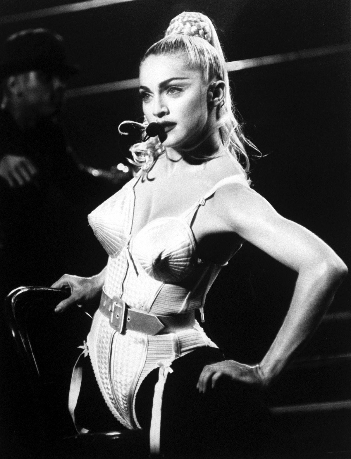 Madonna;Jean Paul Gaultier [Misc.]