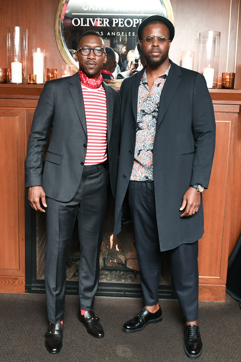 Oliver Peoples, Mahershala Ali and the Grant Family: Celebrate Oliver Peoples x Cary Grant Collaboration