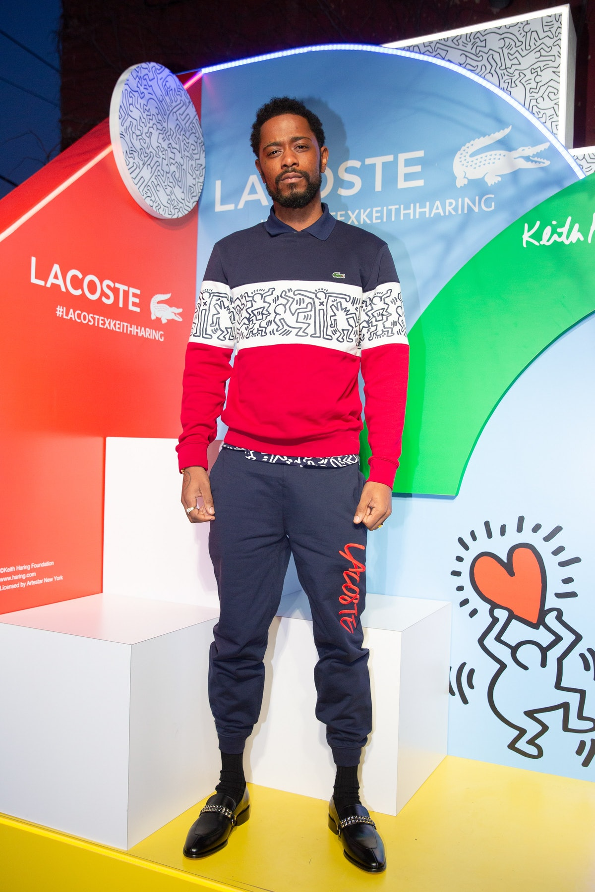 [PRIVATE FOR APPROVALS] Lacoste Celebrates: Keith Haring Global Launch