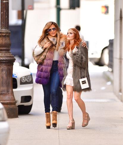Celebrity Sightings in New York City - April 1, 2019