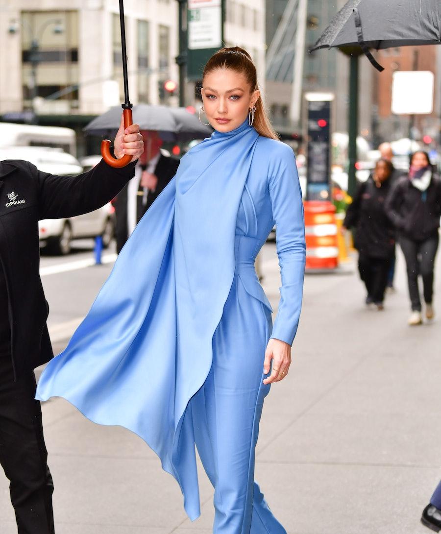 Celebrity Sightings in New York City - April 5, 2019