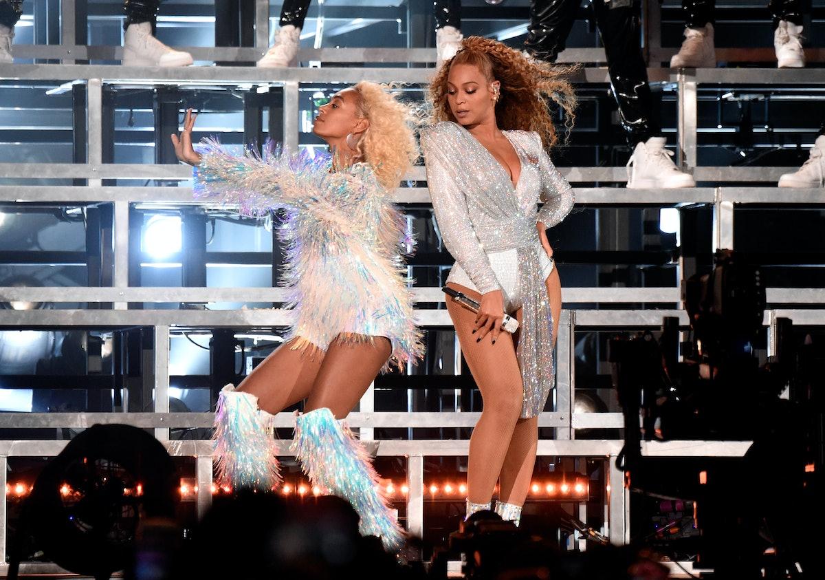 Beyoncé Solange Coachella