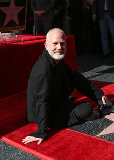Ryan Murphy Honored With Star On The Hollywood Walk Of Fame
