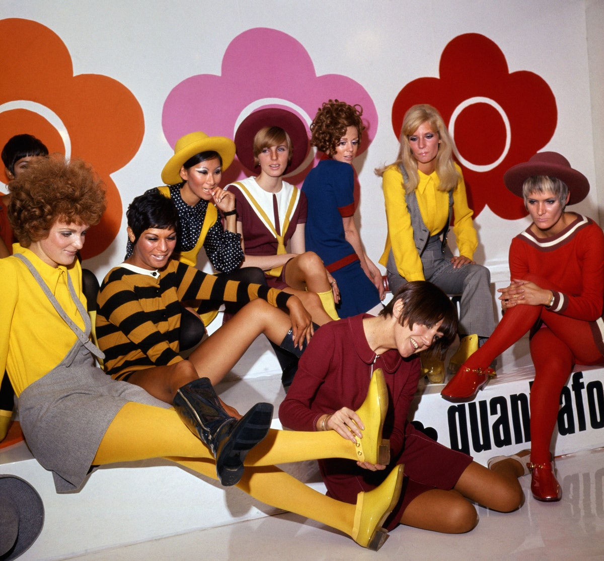 Mary Quant - London - 1967