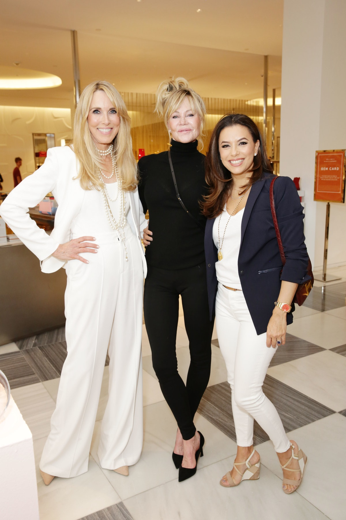 Barneys New York Hosts A Cocktail Party In Support Of The Farrah Fawcett Foundation