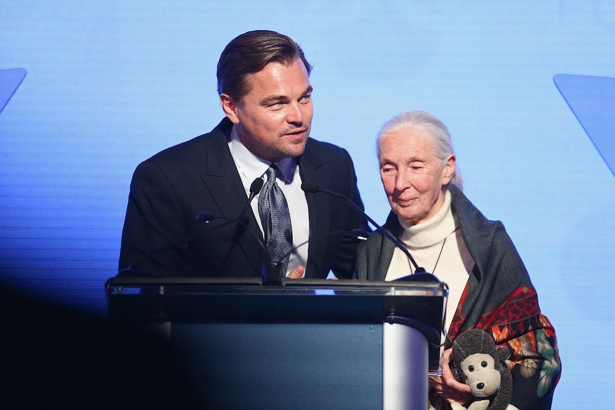 Leonardo DiCaprio Foundation Gala - Inside