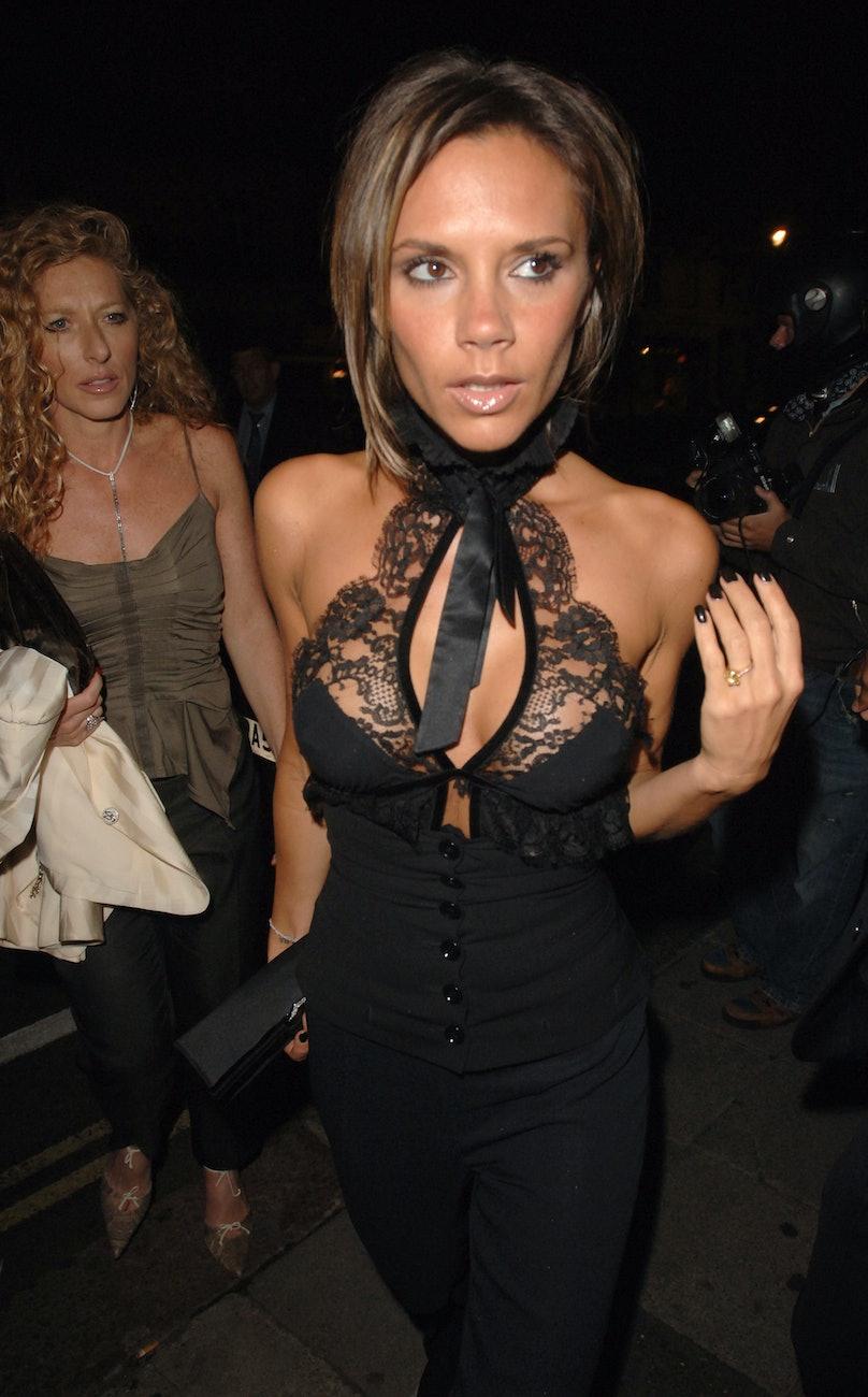 Victoria Beckham Sighting at Nobu - August 22, 2006