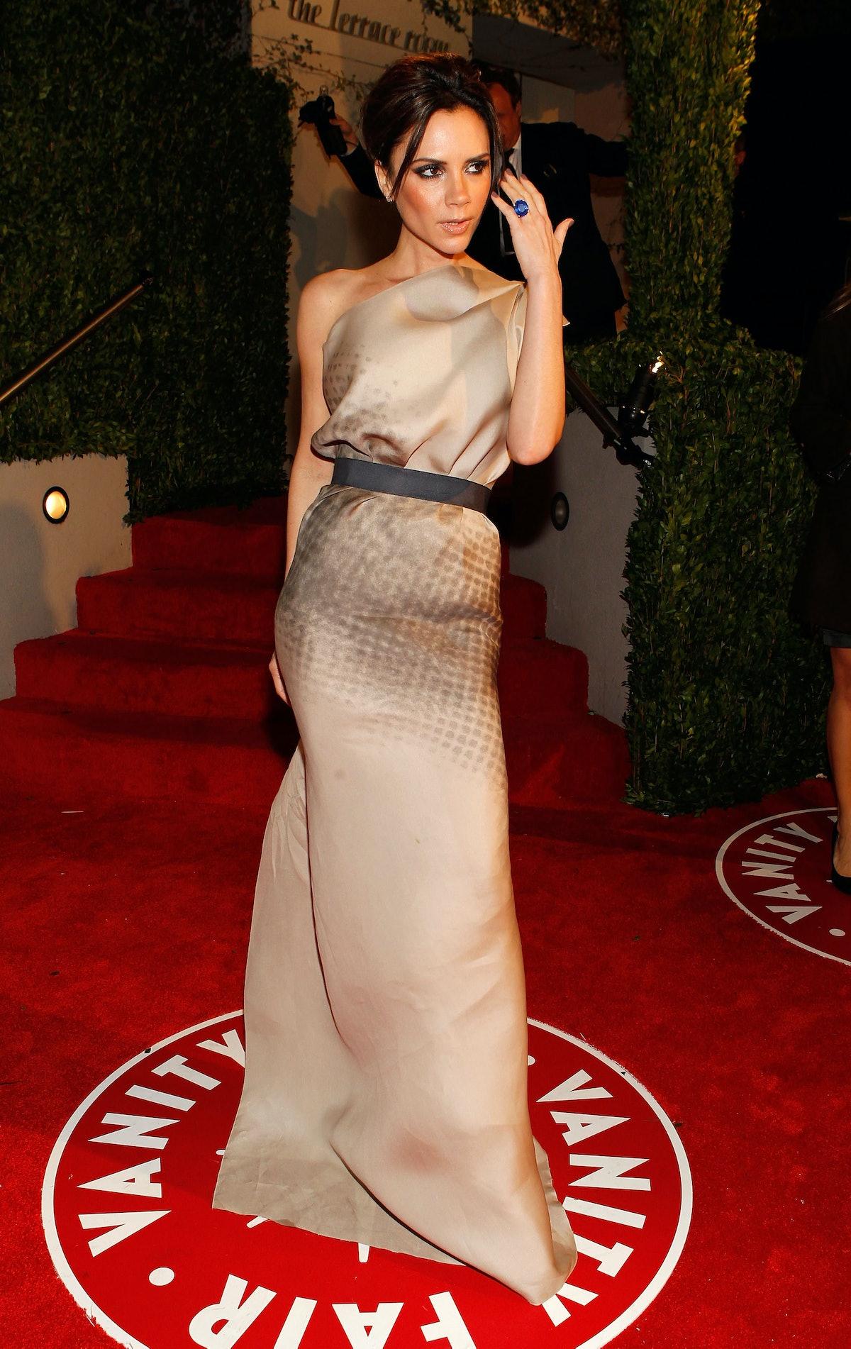2010 Vanity Fair Oscar Party Hosted By Graydon Carter