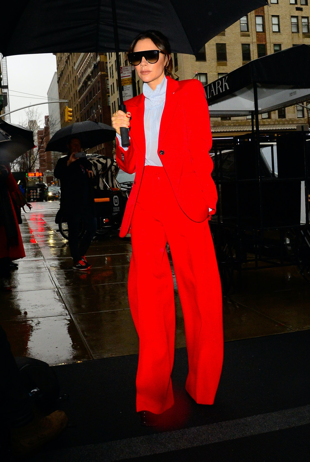 Celebrity Sightings In New York City - January 24, 2019