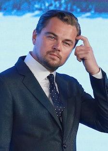 "Leonardo DiCaprio Attends ""The Revenant"" Press Conference In Beijing"