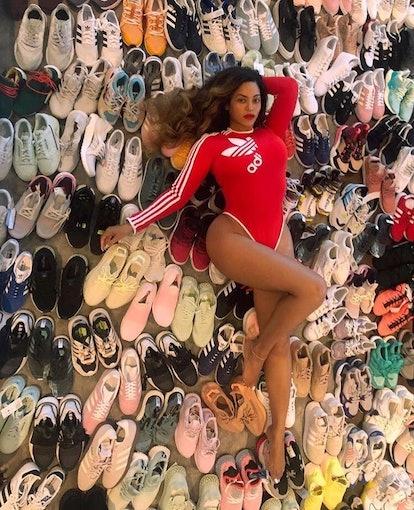 Beyonc´é Adidas