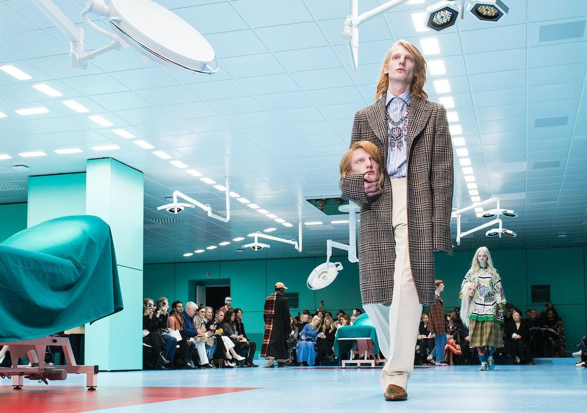 Gucci - Runway - Milan Fashion Week Fall/Winter 2018/19