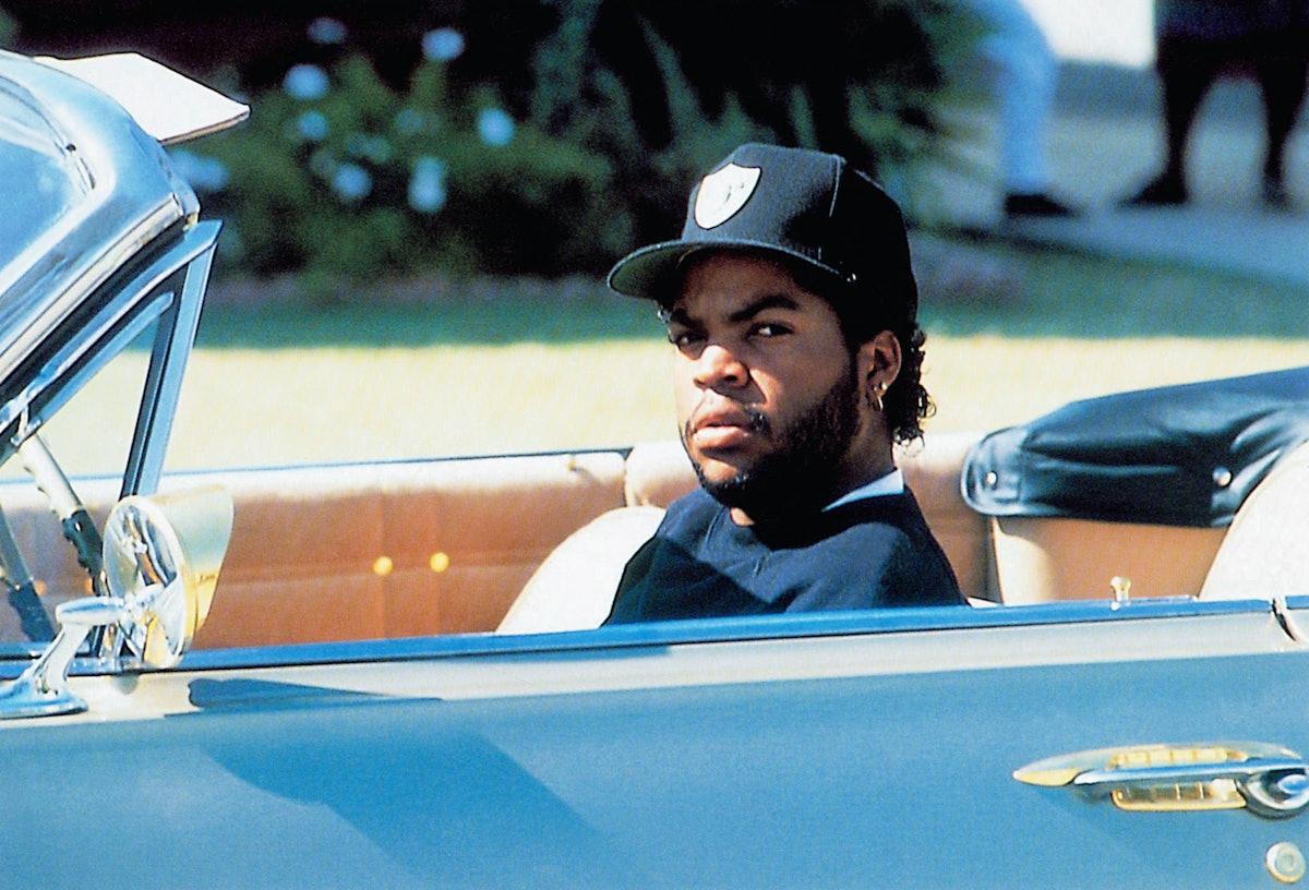 BOYZ N THE HOOD, Ice Cube, 1991, © Columbia/courtesy Everett Collection