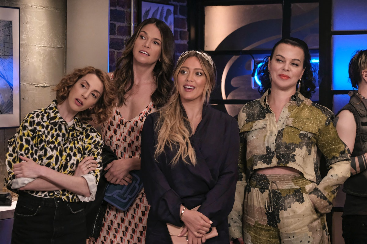 """""""Younger"""" Ep. 510 (Airs 8/14/18)"""