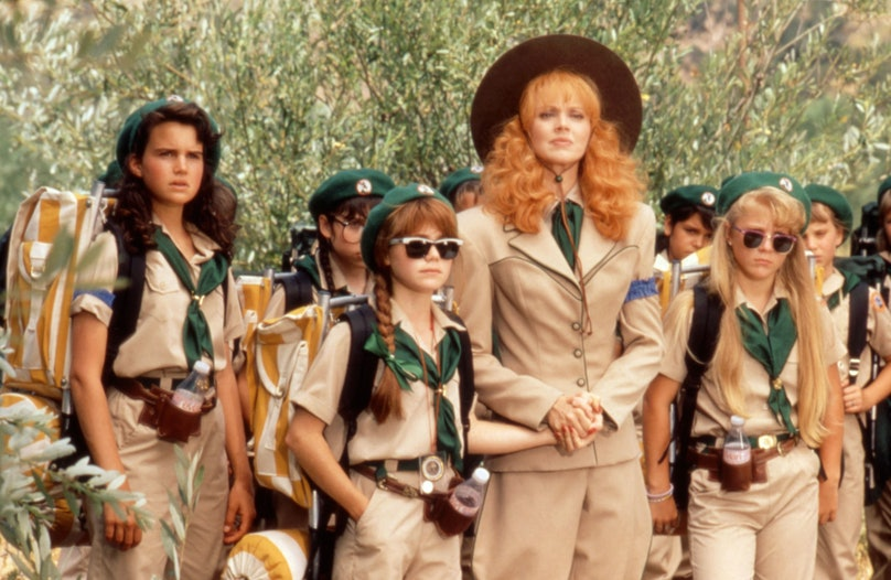 TROOP BEVERLY HILLS, Carla Gugino, Jenny Lewis, Shelley Long, 1989, (c)Columbia Pictures/courtesy Ev