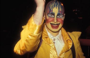 Leigh Bowery, 1986
