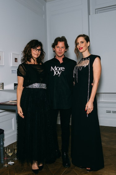 MATCHESFASHION.COM Host Dinner with Christopher Kane and Liz Goldwyn at The Museum of Sex, New York,...