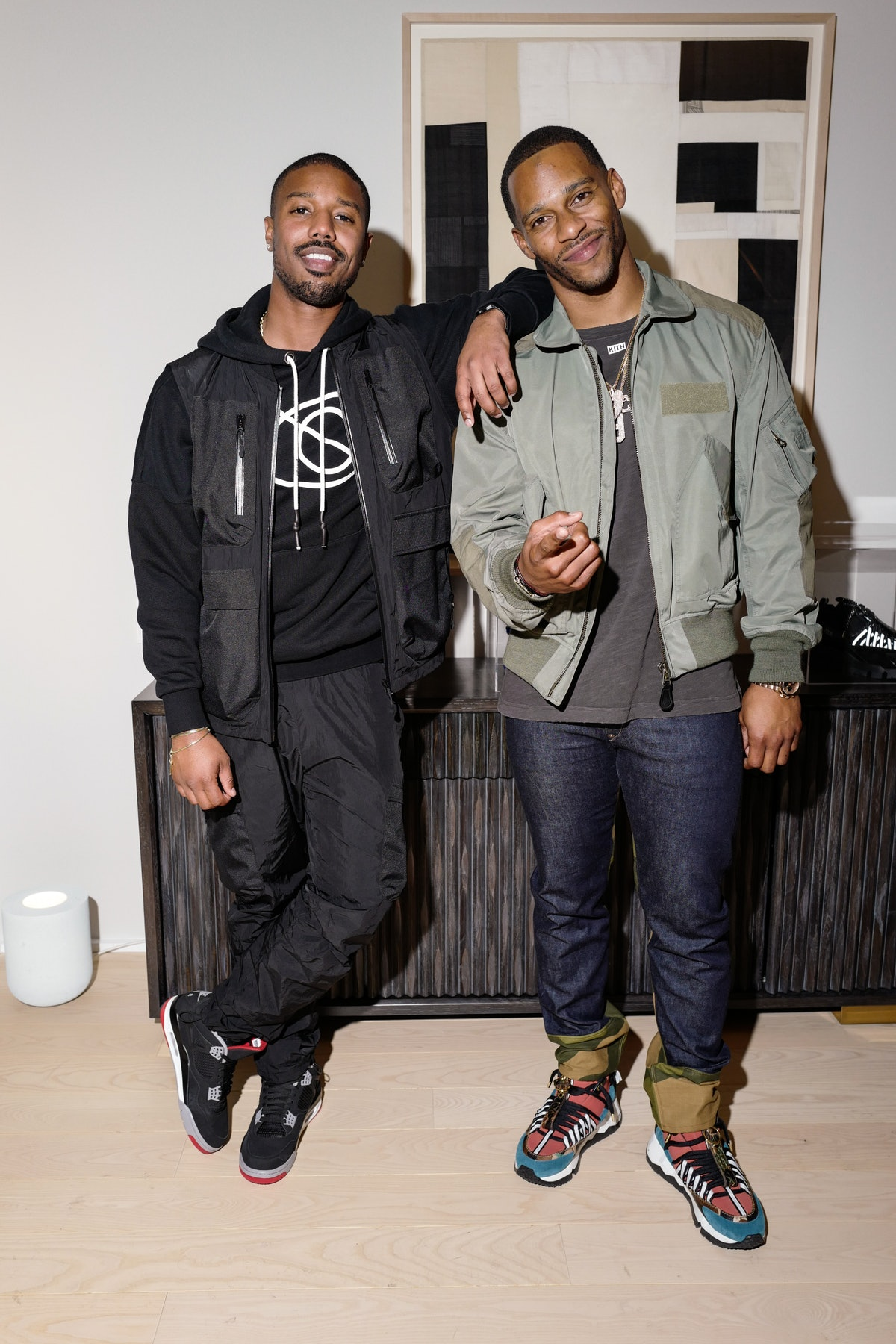 [PRIVATE FOR APPROVALS] Pierre Hardy & Victor Cruz Celebrate: V.C.I Sneaker Collaboration