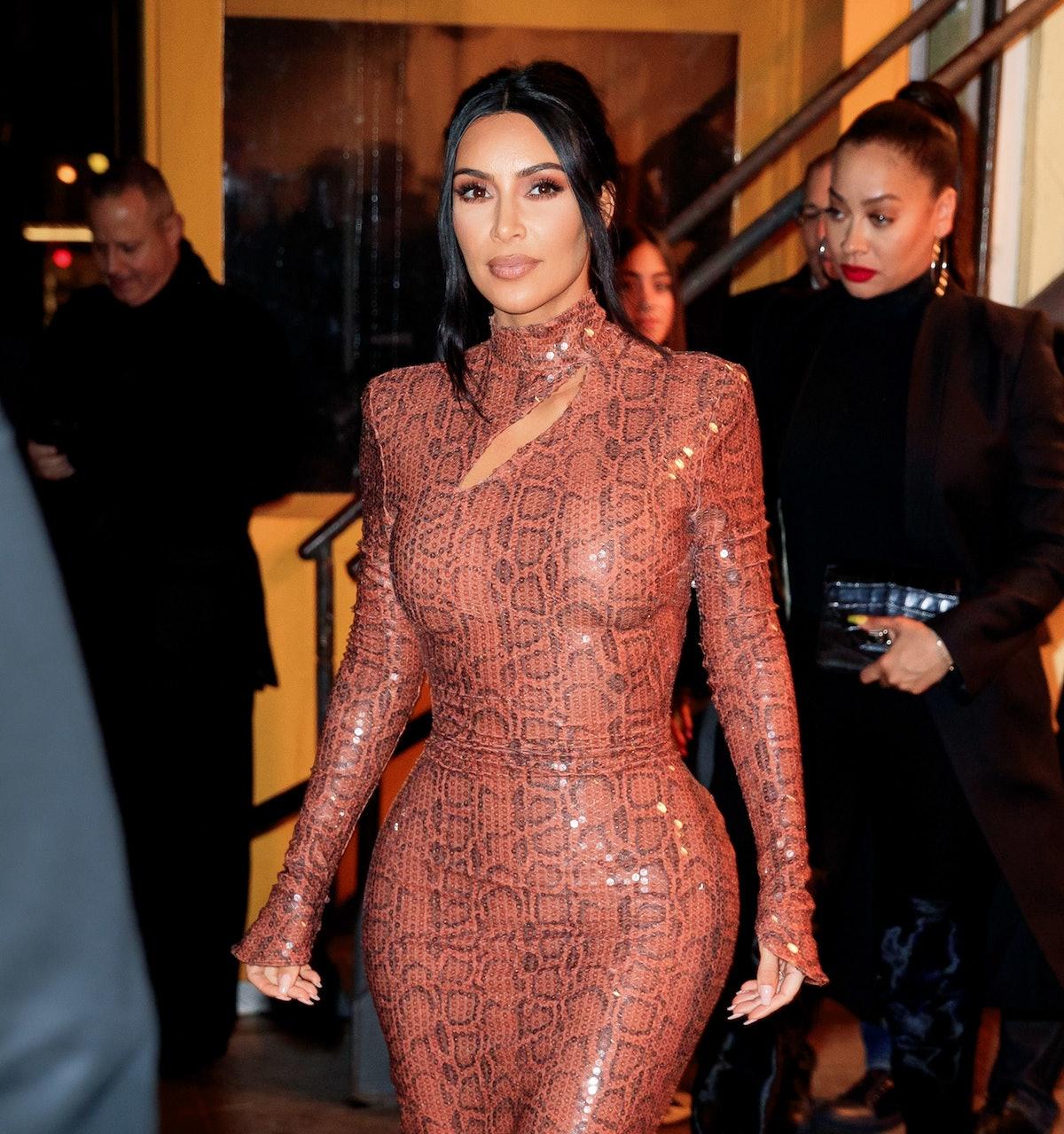 Celebrity Sightings In New York City - February 07, 2019