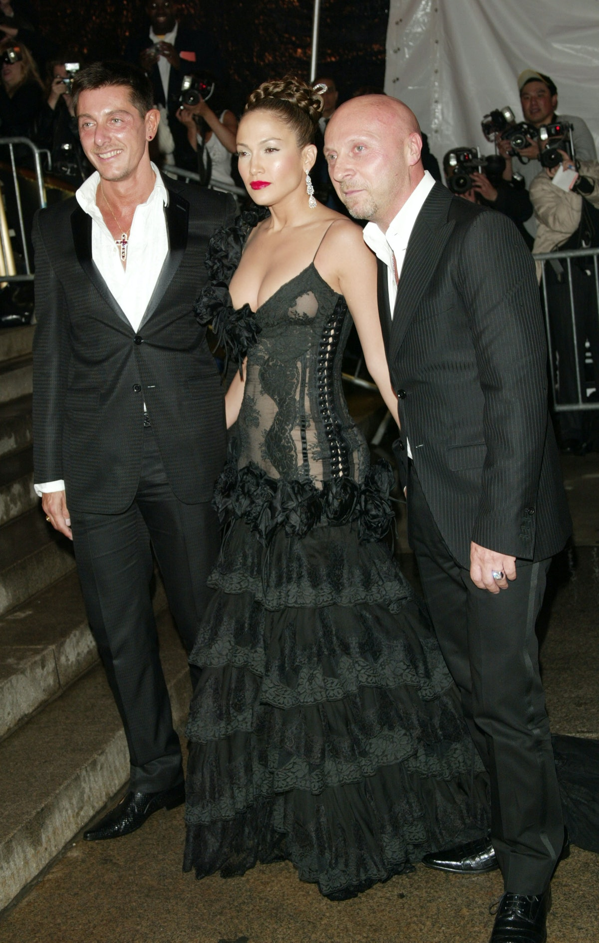 """""""Dangerous Liaisons: Fashion And Furniture In The 18th Century"""" The Metropolitan Museums Costume Institute Benefit Gala"""
