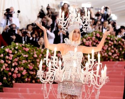 Katy Perry at the Met Gala 2019