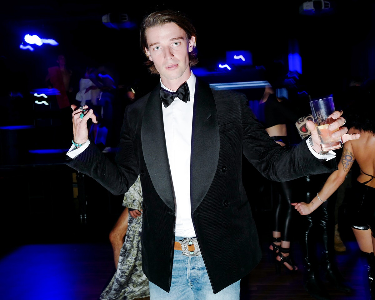 MOSCHINO BALL AFTER THE BALL :WITH CIROC & PERRIER