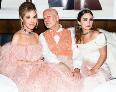 Met Gala Afterparty with Ryan Murphy and Janet Mock : at Hudson Yards