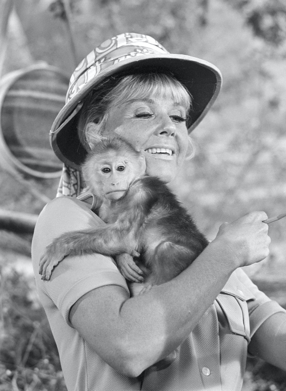 Monkey Business On 'The Doris Day Show'