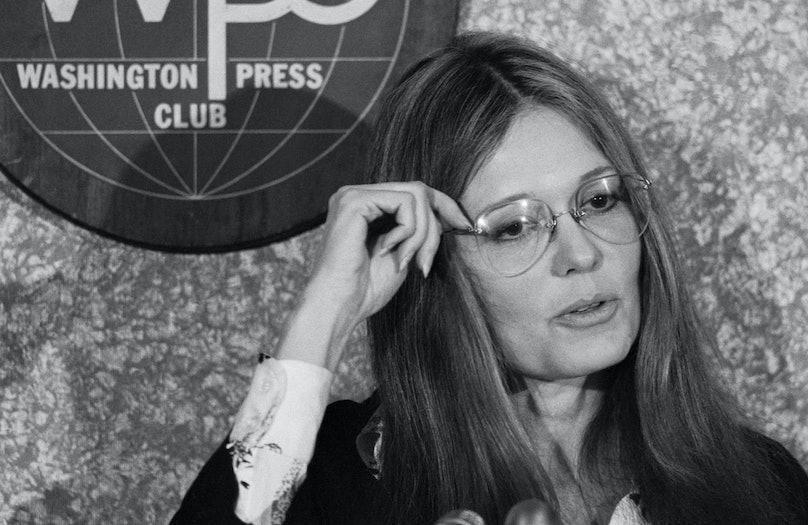 Feminist Leader Gloria Steinem