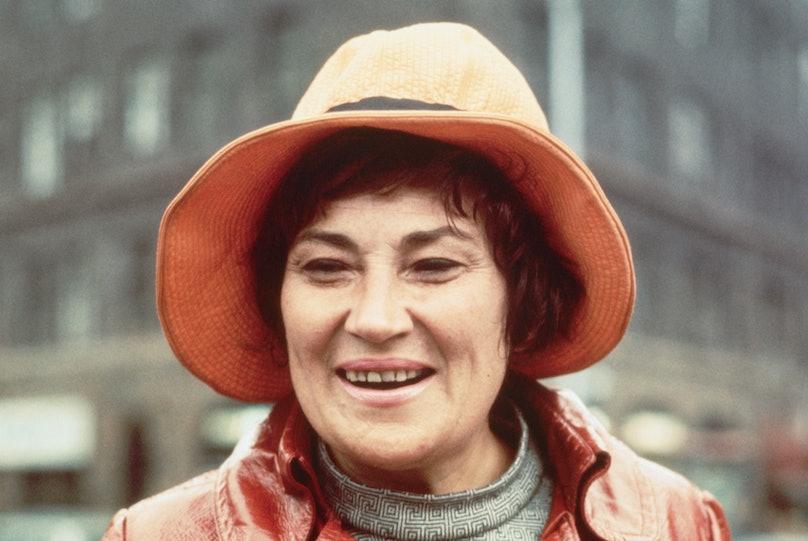Congressional Representative Bella Abzug