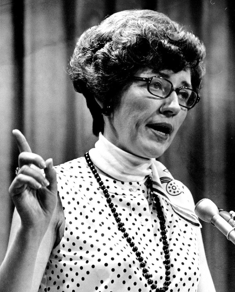 AUG 1977, AUG 16 1977, AUG 18 1977; Rosemary Thomson - Internation Women's Year; She criticize IWY C