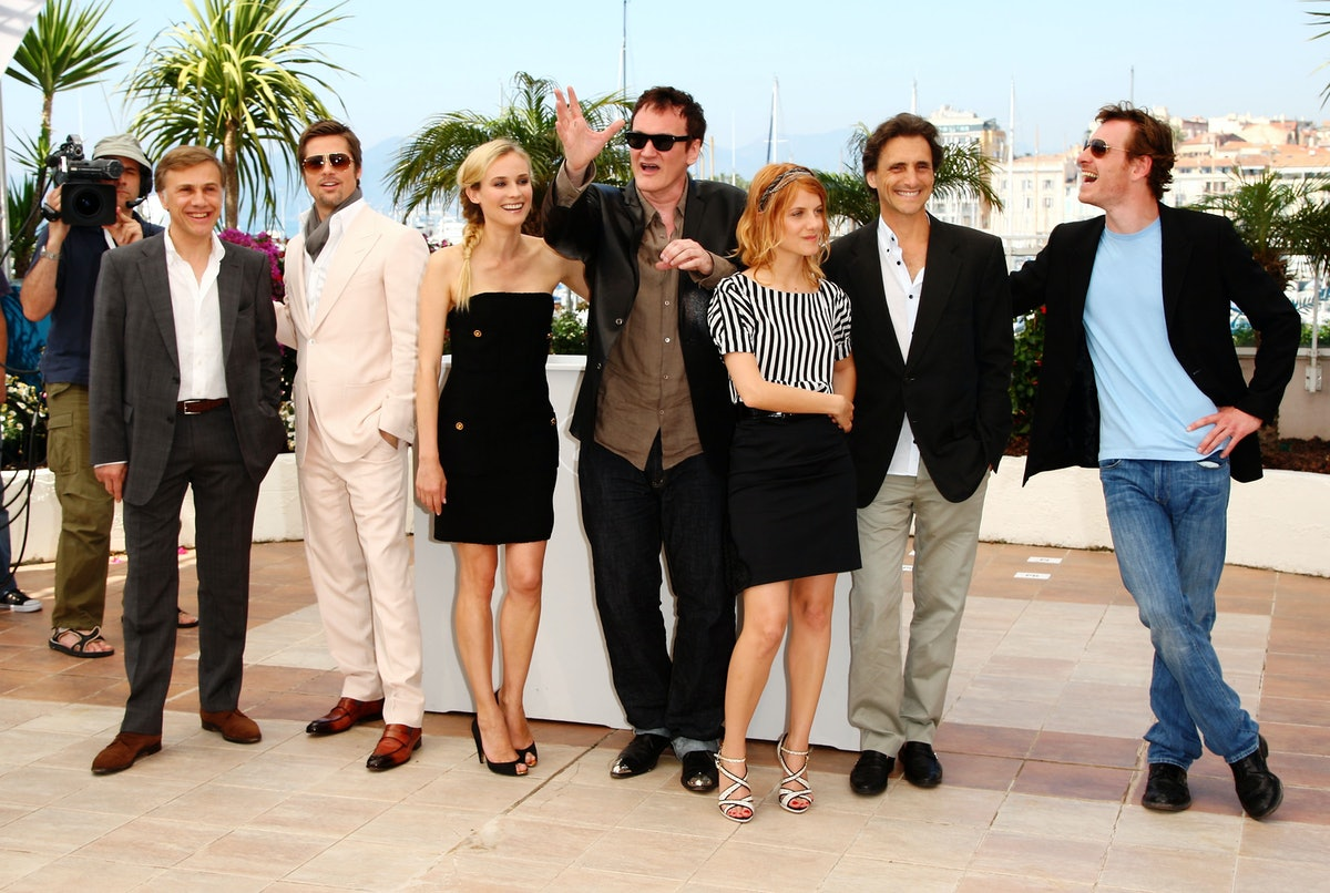 Inglourious Basterds Photocall - 2009 Cannes Film Festival