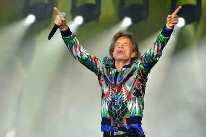 Rolling Stones Perform At Twickenham Stadium