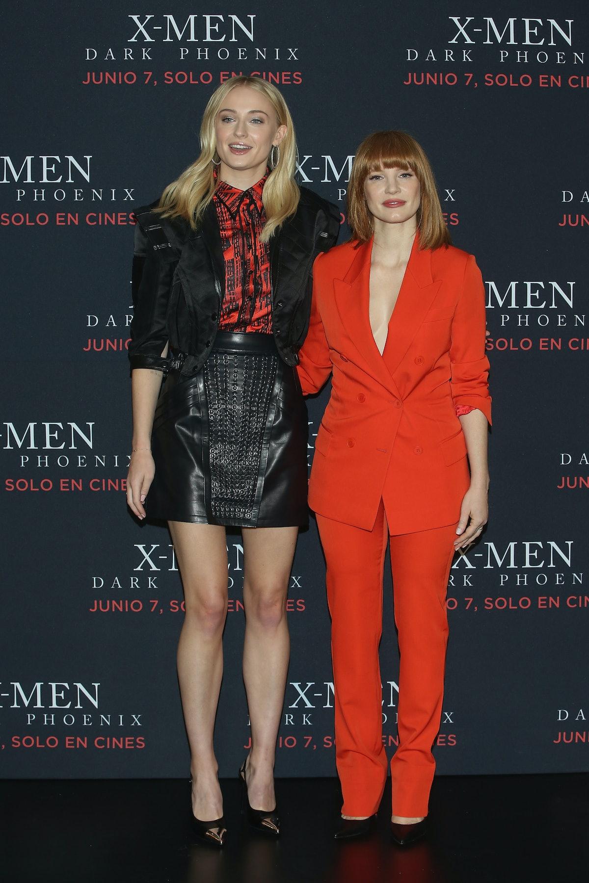X-Men Dark Phoenix - Press Conference