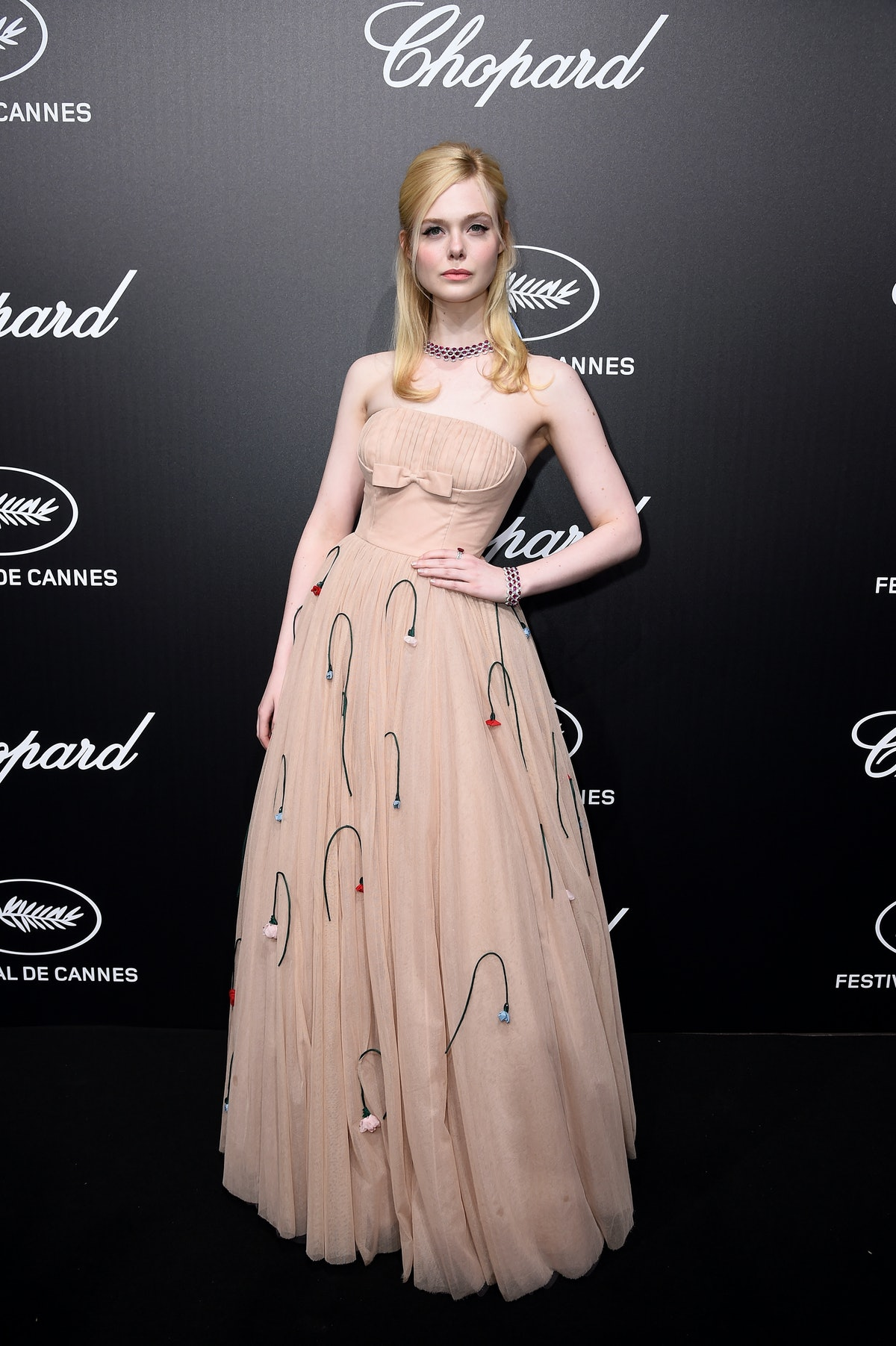Official Trophee Chopard Dinner - Photocall - The 72nd Cannes International Film Festival