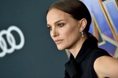 Natalie Portman, Avengers Premiere