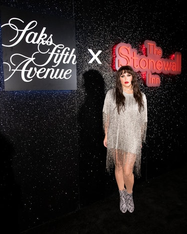 [PRIVATE - KESHA APPROVALS] Saks Fifth Avenue & The Stonewall Inn :Gives Back Initiative Celebration...