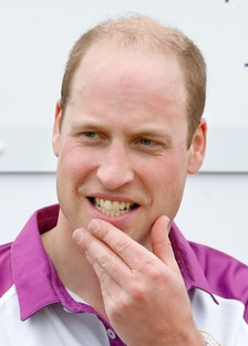 The Duke Of Cambridge Takes Part In Charity Polo Match