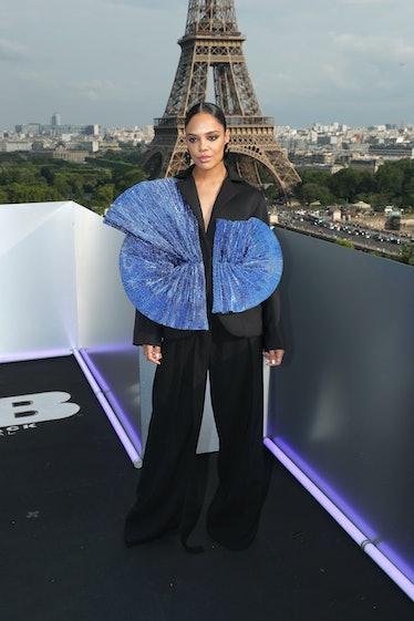 """""""Men In Black: International"""" : Photocall At Cite De L'Architecture Et Du Patrimoine In Paris"""