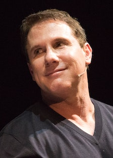 Nicholas Sparks Presents His New Book 'Two By Two' In Milan